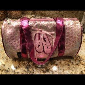 Girls Ballet Bag